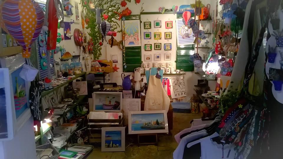 Forko shop Hvar